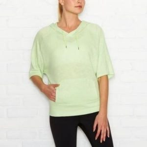 24 Lucy In the Moment Pullover in Mint Leaf